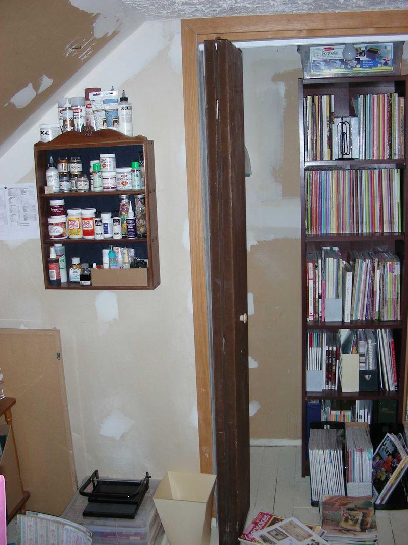 Closet---left