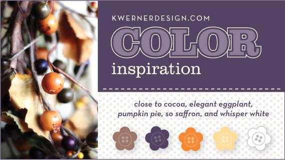 K werner color design #31