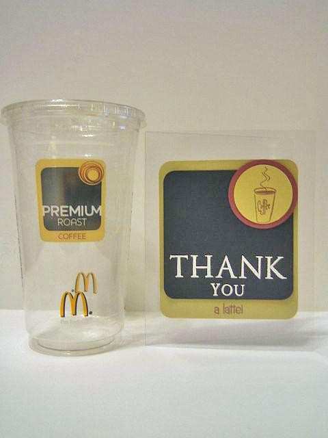 Laura - McDonald card
