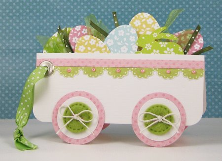 Easter+wagon