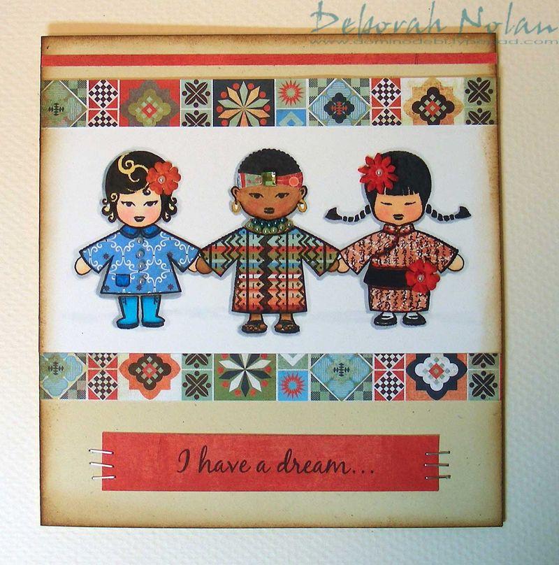 Deborah's card