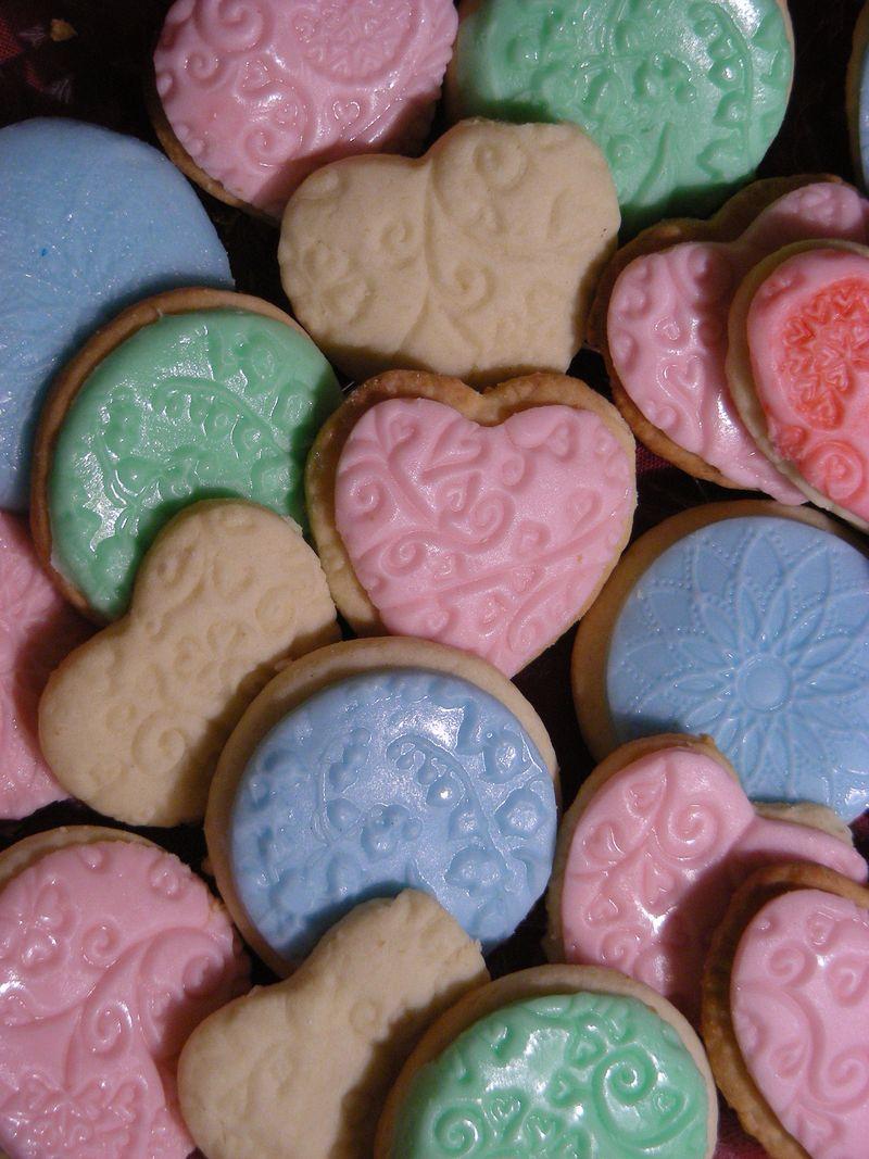 Cookies-close-up