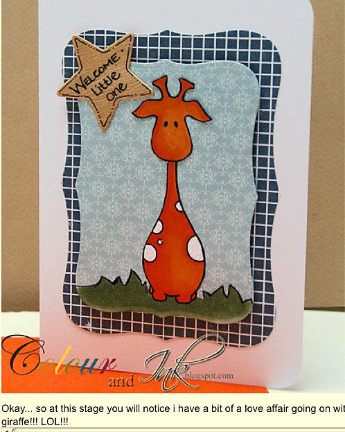 Gerry-Giraffe