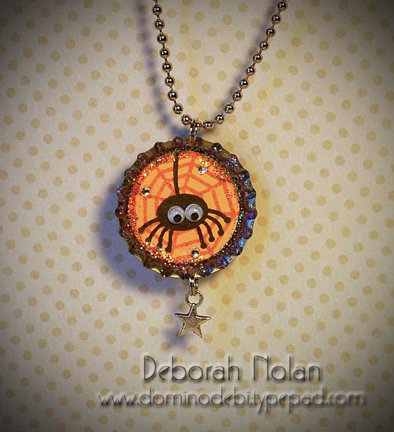 Spider-Necklace