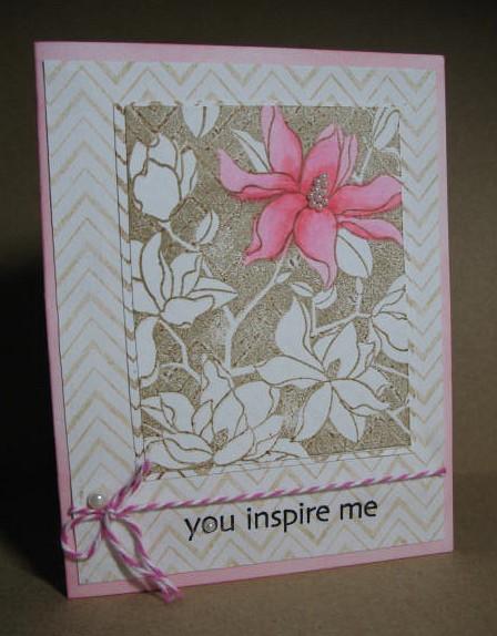 You Inspire 7-30-12