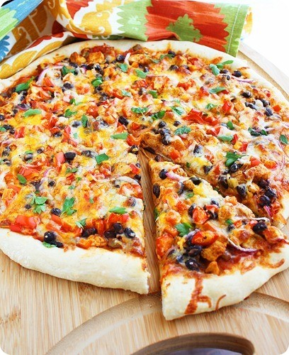 Chicken-fajita-pizza