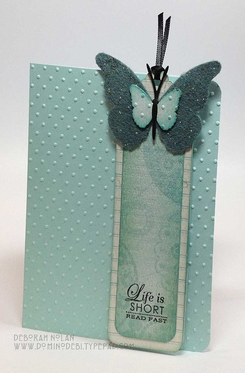 Life-is-short-Bookmark-Card