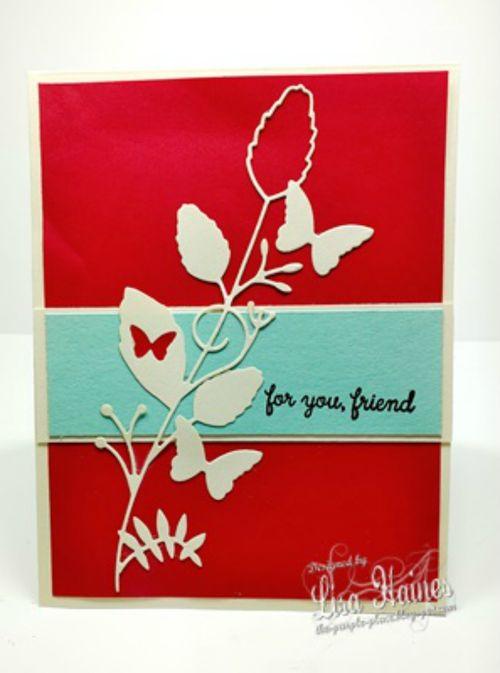 Lisa February Card