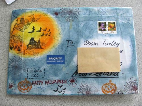 Dagmar's envelope