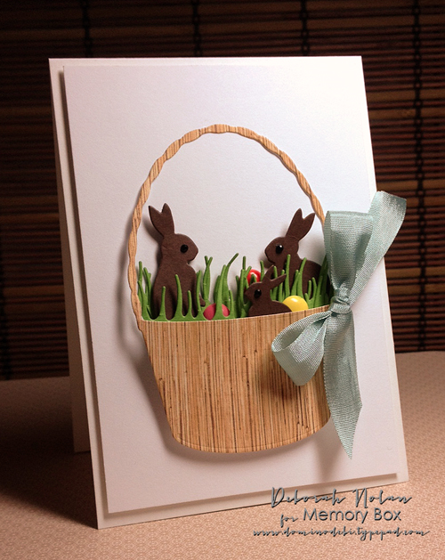 2015-03-30 - MB - 3 Rabbits in a Basket